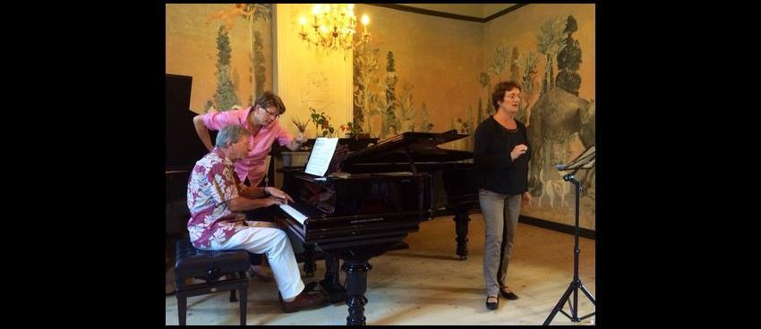 Anjo van Hemert - huiskamer concert